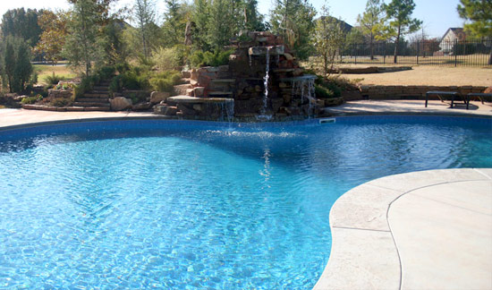 Vinyl Swimming Pools | S & S Pools