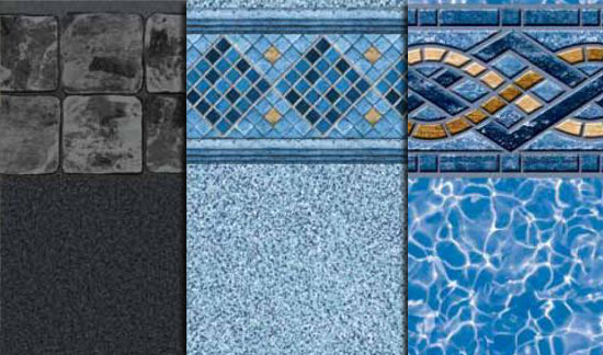 Vinyl swimming pools s s pools for Pool design pattern